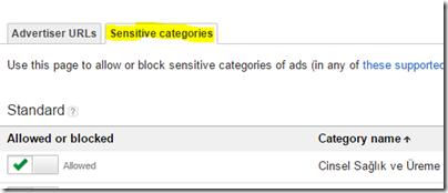 adsense-hassas-kategoriler
