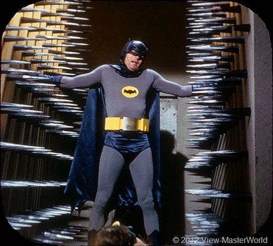 View-Master packet Batman (B492), scene 8
