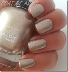 Sally Hansen Designer Kollektion Couture Coat of Arms (5)-