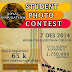 Student Photo Contest 7 Desember 2014