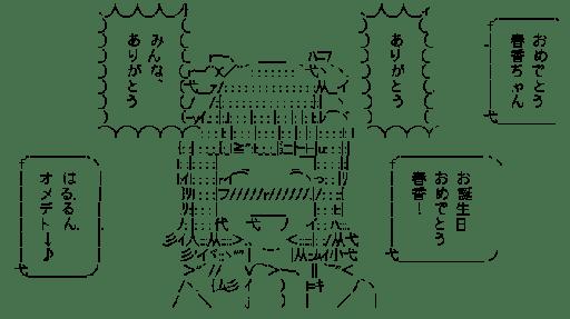 天海春香 誕生日(アイドルマスター)
