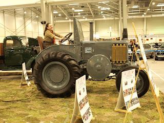 Traktorzystki na traktory