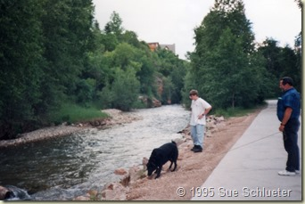 sadie joe and tom spearfish creek