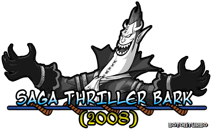 One Piece - Saga Thriller Bark