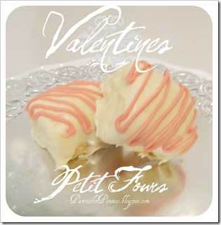 Valentine Petit Fours final