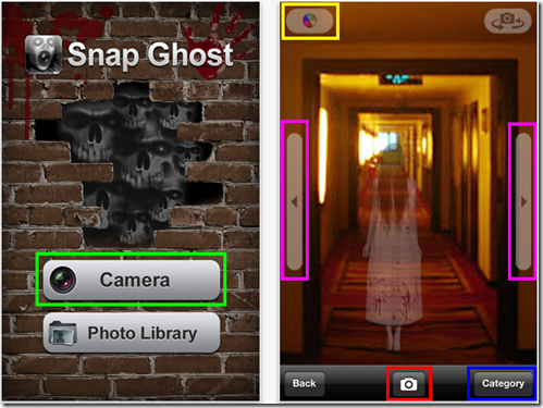 Snap Ghost
