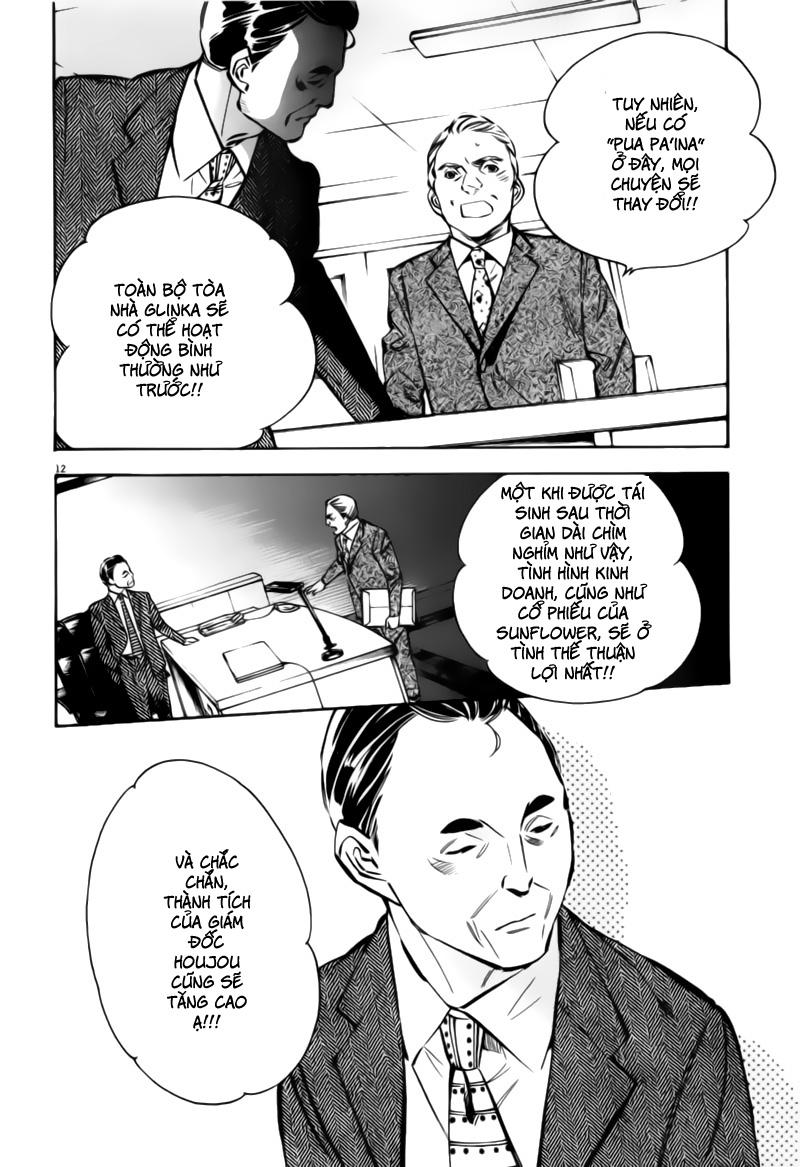 Shin Kurosagi - Con Diệc Đen 2 chap 196 - Trang 12