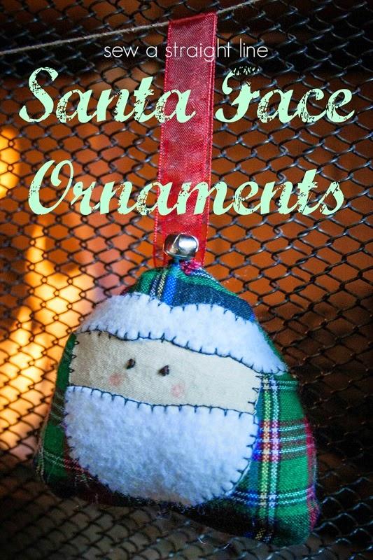 a santa face ornaments sew a straight line-1