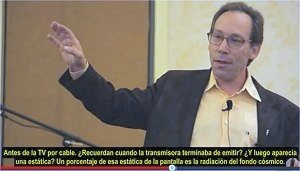 Conferencia de Lawrence Krauss