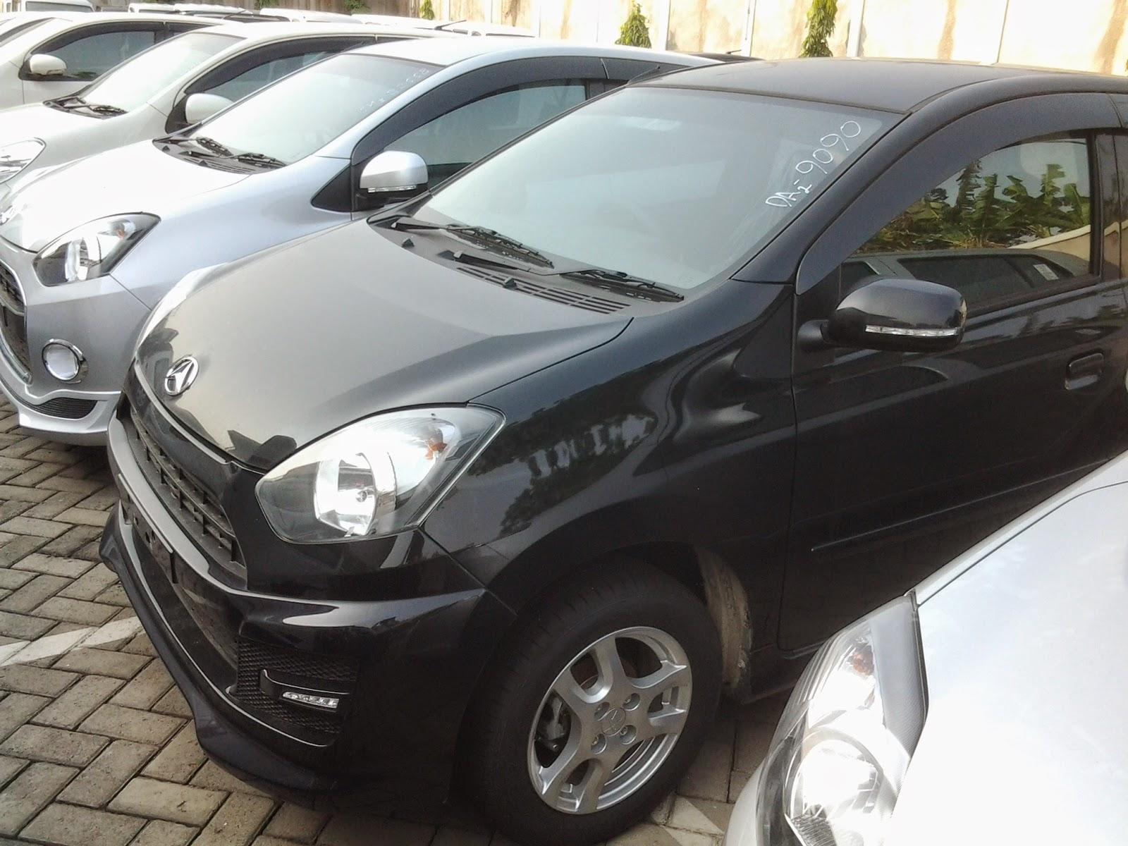 Penawaran Mobil Baru Merek Daihatsu Ayla Type M Sporty