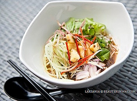 Laksania Penang Laksa Assam broth pineapple strong fish flavour, Vegetarian Laksa tau pok enoki mushroom Singapore, Kelantan, Sarawak Laska goreng.  freshly blend Laksa paste, Laksagne, Singapore Laksa hotpot, chicken wings,