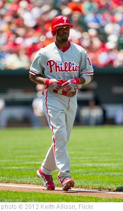 'Jimmy Rollins' photo (c) 2012, Keith Allison - license: http://creativecommons.org/licenses/by-sa/2.0/