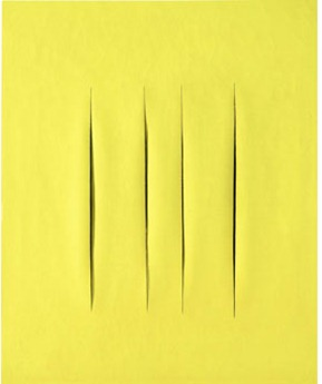 LUCIO FONTANA-Sotheby's-Contemporary Art Day Auction