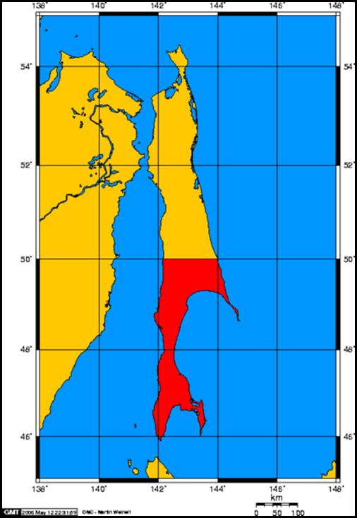 412px-Karafuto_map