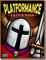 Platformance Castle Pain cover