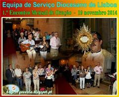 ESD - 1.º Encontro Mensal de Oração - 19.10.14 (Copy)