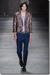 Alexander McQueen Menswear Spring Summer 2012 Collection Photo 14