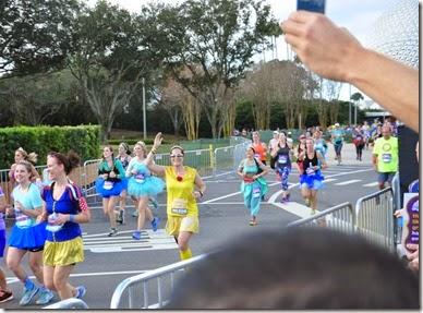 Princess Half Marathon 2015 (2)