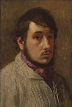 Elizabeth Taylor's Degas Painting