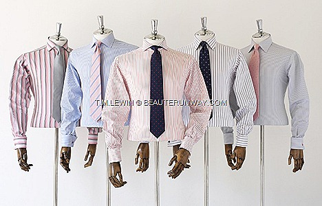 T.M.LEWIN Non-Iron Shirts finest two fold 100% cotton yarns  trendy design Suit100% merino wool with Savile Row fit for jackets and straight cut pants Sartorial dapper gentlemen look