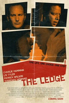 Poster The Ledge