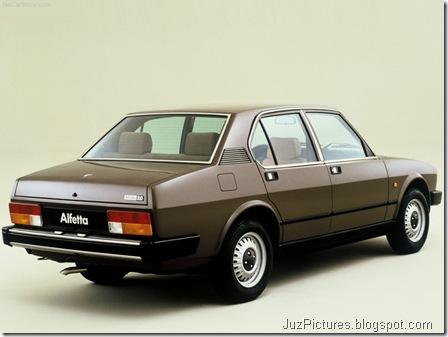 Alfa Romeo Alfetta 2.02