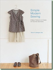 SimpleModernSewing book