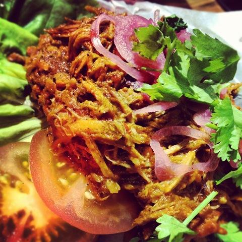 #321 - Bukowski Grill's pulled pork
