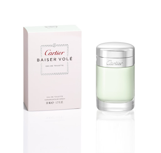 Cartier's perfume under this same name focused on the blossoming lily, but this lighter, eau de toilette version pays homage to the fresh, crisp bud. (Cartier Baiser Vole, $85, at Cartier Boutiques)
