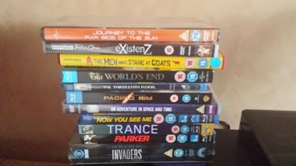 OD on DVDs!!!!