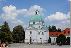 Church of St Casimir, New Town, Warsaw