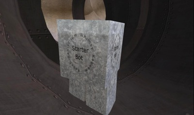 Robot Sanitorium 004