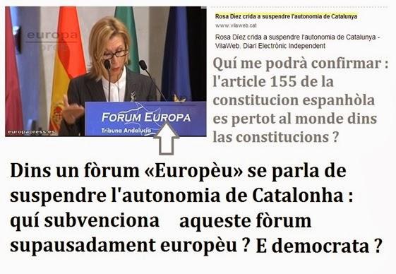 Suspendre l'autonomia de Catalonha complement
