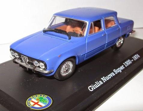 Hachette Giulia 1300 Nuova
