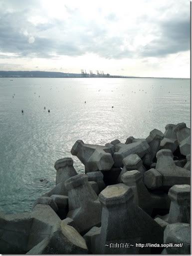 對岸是台北港