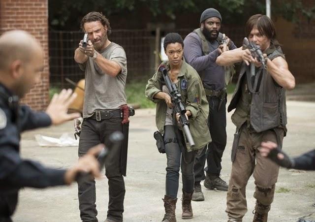 The Walking Dead (Crítica 5x07) ¡La mesa está servida!-3
