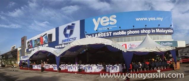 DirectD Mega Store | Kedai Handphone Murah