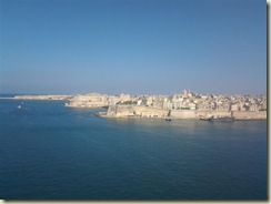 Valletta from Ship (Small)