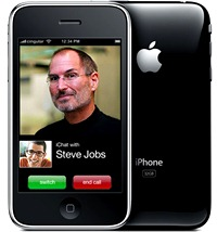 video chat on an iphone