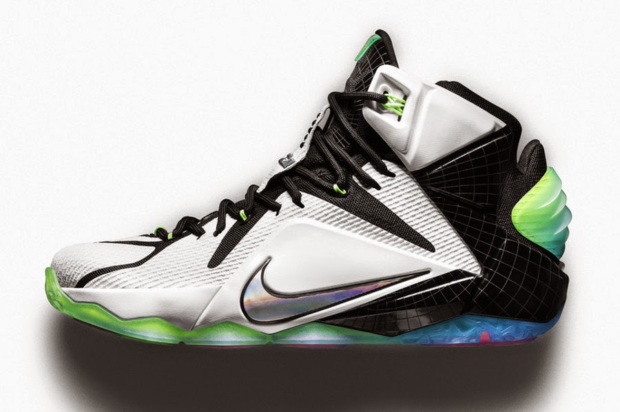 lebron 12 all star shoes - photo #19
