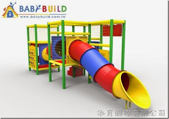 BabyBuild 室內3D泡棉遊戲設施