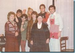 1983 Απόκριες στο Σπίτη Γιώργου Μπαξεβάνου