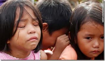 Yolanda - Children Crying