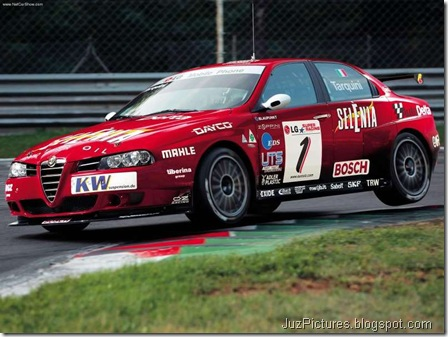 Alfa Romeo 156 GTA Autodelta4