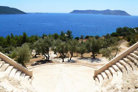 Vacanta Turcia: Kas - teatrul grec
