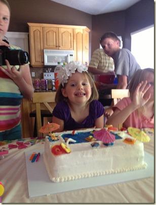 Halle's Birthday 020