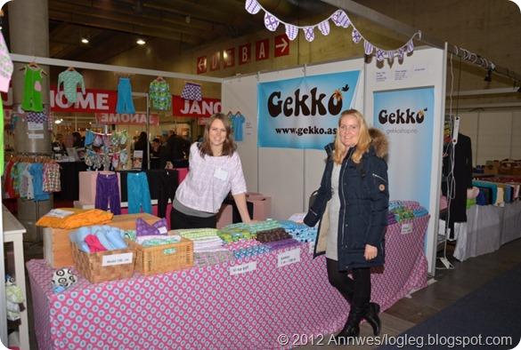 Gekko på Symessa på Lillestrøm 2013
