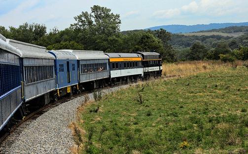 Potomac Eagle train6