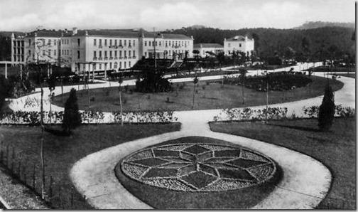 terraco jardins clinica:Restos de Colecção: Sanatório da Colónia Portuguesa do Brasil