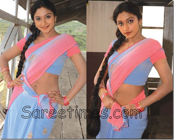 Akshaya_Dual_Color_Saree